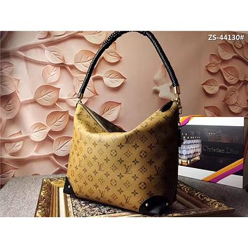 LV Louis Vuitton MONOGRAM CANVAS TUILERIES BESACE HANDBAG