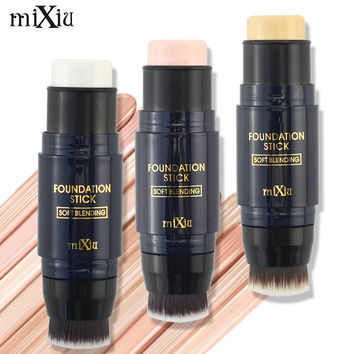 New Highlighter Foundation Face Makeup Shimmer And Highlighting Powder Creamy Texture Mixiu Brand Bronzer And Highlighter Stick