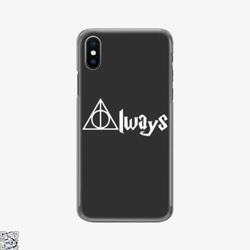 Always Harry Potter, Funny Phone Case