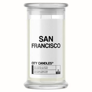 San Francisco | City Candle®