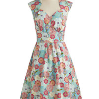 Room for Blooms Dress