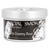 White Gummy Bear Social Smoke Shisha