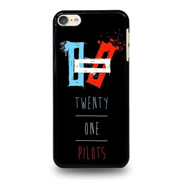 TWENTY ONE PILOTS SYMBOL iPod Touch 4 5 6 Case Cover