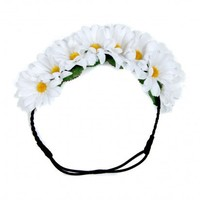 DAISY CROWN HEADBAND Insane Jungle