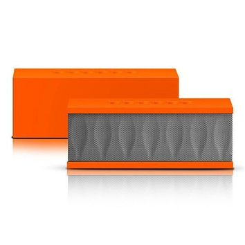 Orange Sport Portable Bluetooth Speakers