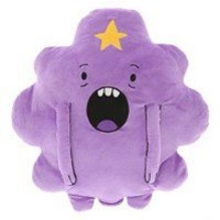 "Adventure Time Lumpy Space Princess 14"" Cuddle Plush"