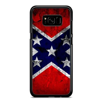Rebel Flag Samsung Galaxy S8 Case