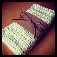 New Item 100 Cotton Wash Cloths Ready to Ship by Love2Hook on Etsy