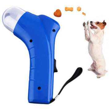 Pet Training Snack Shooter