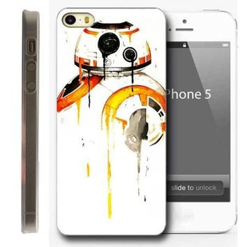 ICIKM2 BB-8 Star Wars Phone Case for Iphone 5 5S