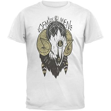 Of Mice And Men - Ram Skull T-Shirt