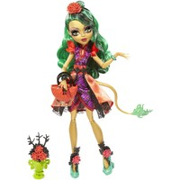 MONSTER HIGH® Gloom and Bloom™ Jinafire Long™ Doll - Shop.Mattel.com