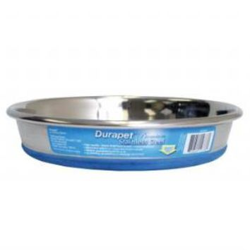 Our Pets Durapet Stainless Steel Cat Dish 16 ounce