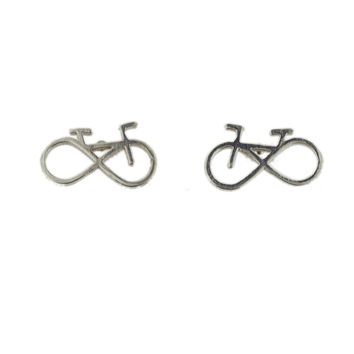 For the Love of Biking Earrings