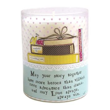 Your Story Candle