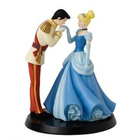 Enchanting Disney Collection Cinderella and Prince Charming Figurine | Disney Store