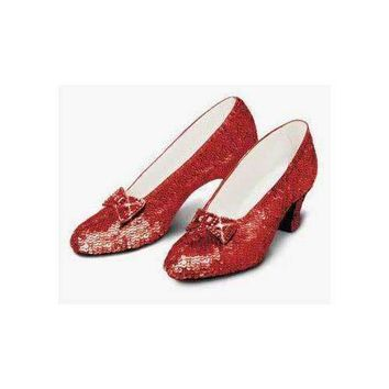 Wizard of Oz - Ruby Slippers