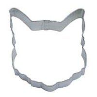 Kitty Cat Face cookie cutter