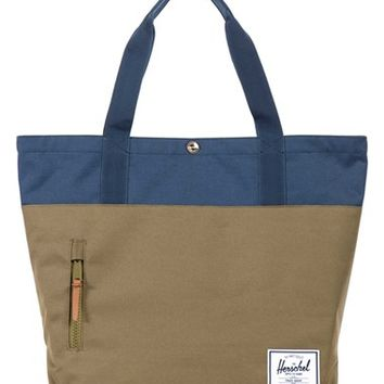Men's Herschel Supply Co. 'Alexander' Tote Bag - Green