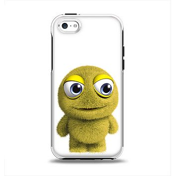 The Yellow Fuzzy Wuzzy Creature Apple iPhone 5c Otterbox Symmetry Case Skin Set