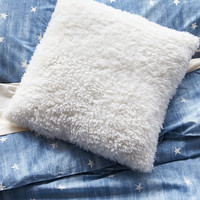 AEO APT Plush Pillow, White