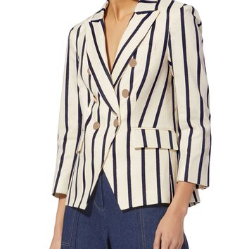 Empire Striped Jacket