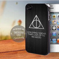 I Solemnly Swear That I am Harry Potter case for iPhone 5,5s,5c,4,4s,6,6+/iPod 4th 5th/Samsung Galaxy S3,S4,S5/Note 2,3/HTC One/LG Nexus