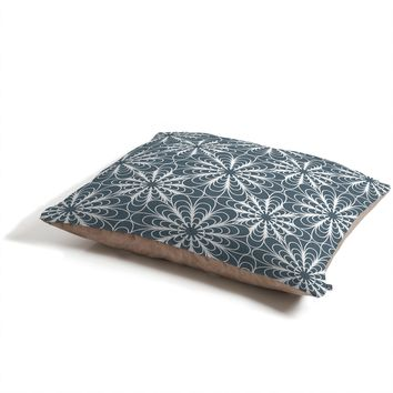Heather Dutton Flora Midnight Pet Bed