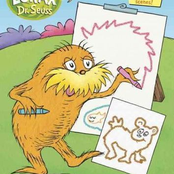 The Lorax Doodle Book (Dr. Seuss- the Lorax)