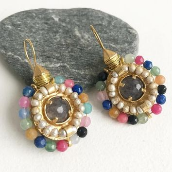 Handcrafted Earrings - So Spring