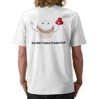FUNNY BASEBALL T-SHIRT from