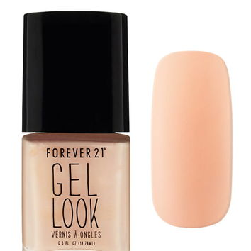 Ivory Gel Look Nail Polish