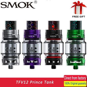 GKFS2 Original TFV12 PRINCE Atomizer with Capacity 8ml Top filling electronic cigarette TFV12 Prince tank VS Tank SMOK TFV12 atomizer