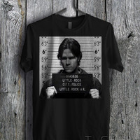 Mugshot Sam Winchester Supernatural - D1L Unisex T- Shirt For Man And Woman / T-Shirt / Custom T-Shirt