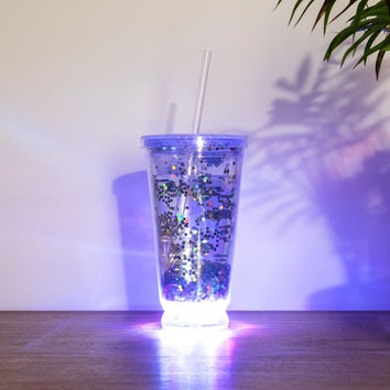 Disco Light Up Cup | FIREBOX\u00ae
