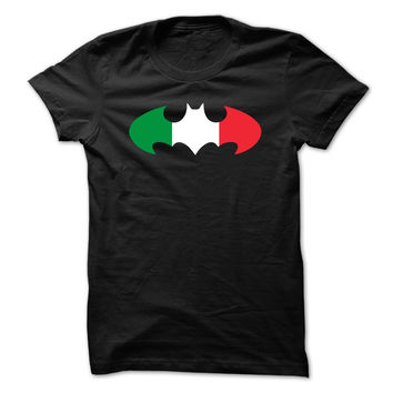 96b8746f Italian Batman T-shirt from Tee Lime