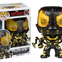 Yellow Jacket Ant-Man Funko Pop! Vinyl Figure #86