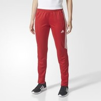 adidas Tiro 17 Training Pants - Red | adidas US
