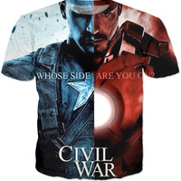 Civil War Captain America