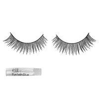 Glam E.l.f. Essential Natural Lash Kit  - Black
