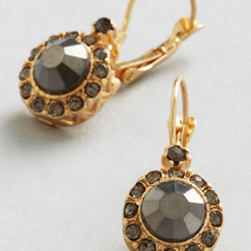 Luxe A Rare Sight Earrings by ModCloth