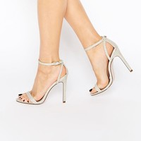 ASOS HIGH FIVE Heeled Sandals at asos.com