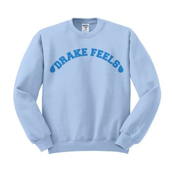 Drake Feels Crewneck Sweatshirt