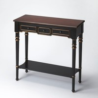 Banham Traditional Rectangular Console Table Multi-Color