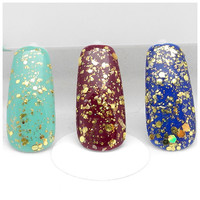 All Gold Everything - Gold Glitter Nail Polish