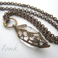 1ofmykind Jewels by Jody McGill ? Art Nouveau Crystal Marquise