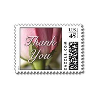Thank You postage stamp from Zazzle.com