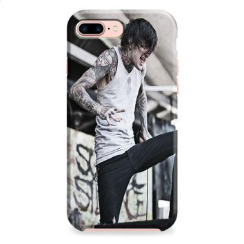 Suicide Silence (grey crouch) iPhone 8 | iPhone 8 Plus Case