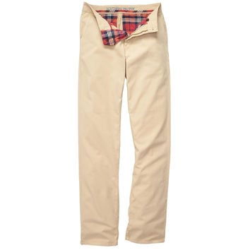 The Campus Pant in Khaki by Southern Proper