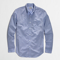 Factory lightweight shirt in large check - lightweight shirts - FactoryMen's Shirts - J.Crew Factory